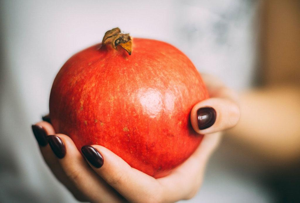 Conoce los beneficios de la granada, la fruta de esta temporada - granada-4