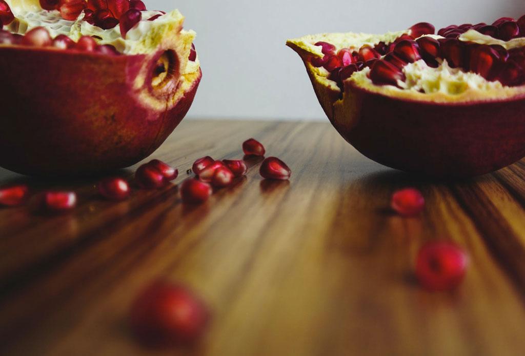 Conoce los beneficios de la granada, la fruta de esta temporada - granada-6