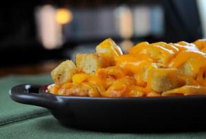 Tenemos la receta de estas papas a la francesa con mac 'n' cheese