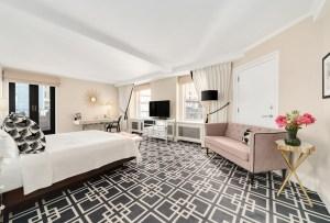 ¿Te imaginas hospedarte en la suite de Marilyn Monroe en NY?