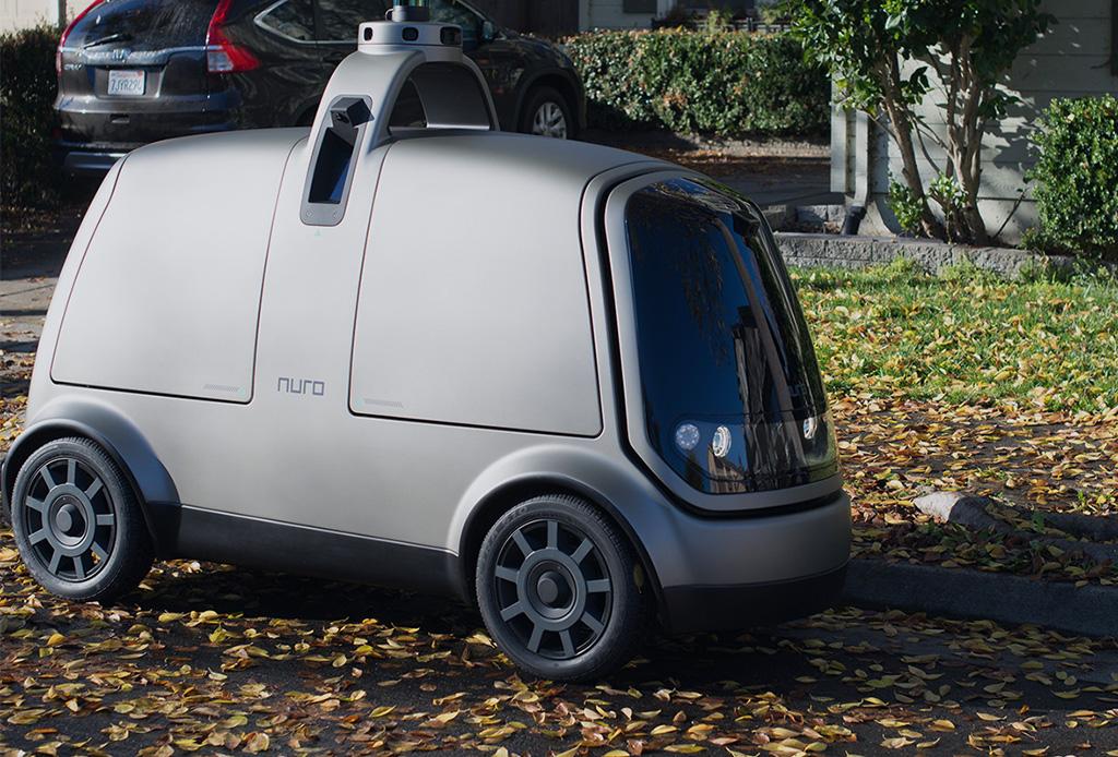 Muy pronto un coche autónomo podría llevar tus compras a casa - nuro4