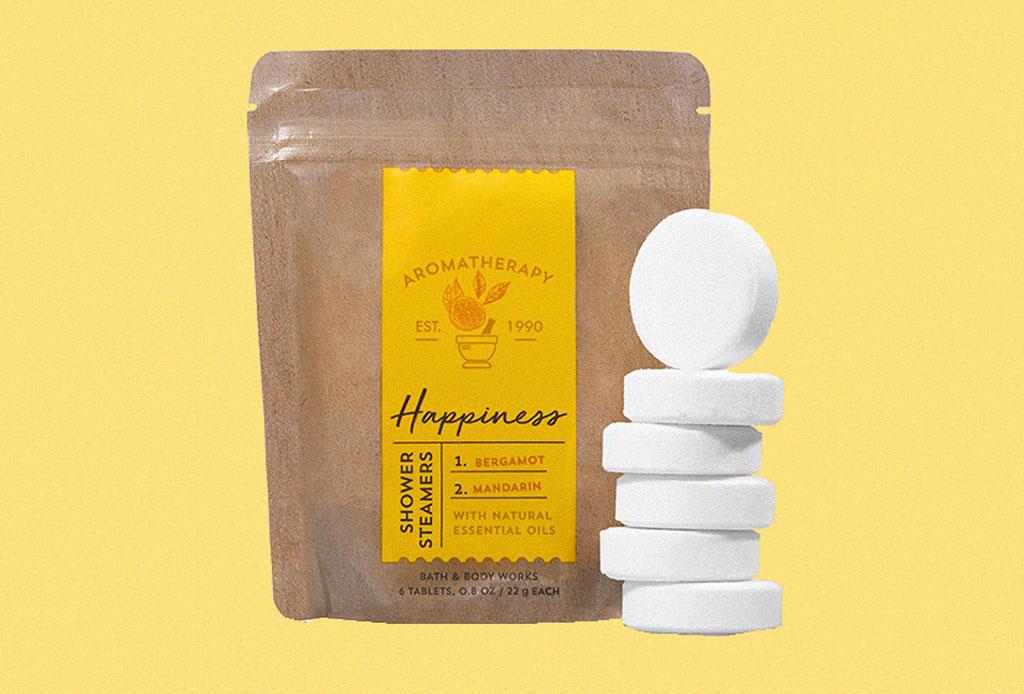 Shower Steamers: las pastillas de aromaterapia que necesitas para tu regadera
