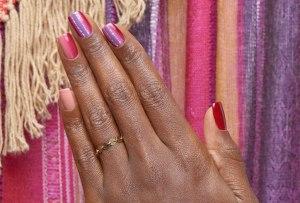 ¿Tejidos peruanos en tus uñas? ¡Te decimos cómo llevarlos!