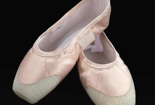Estos zapatos de ballet en impresión 3D reducen el dolor de los bailarines - zapatillas-ballet-impresion-3d-p-rouette-1-300x203