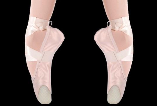 Estos zapatos de ballet en impresión 3D reducen el dolor de los bailarines - zapatillas-ballet-impresion-3d-p-rouette-2-300x203