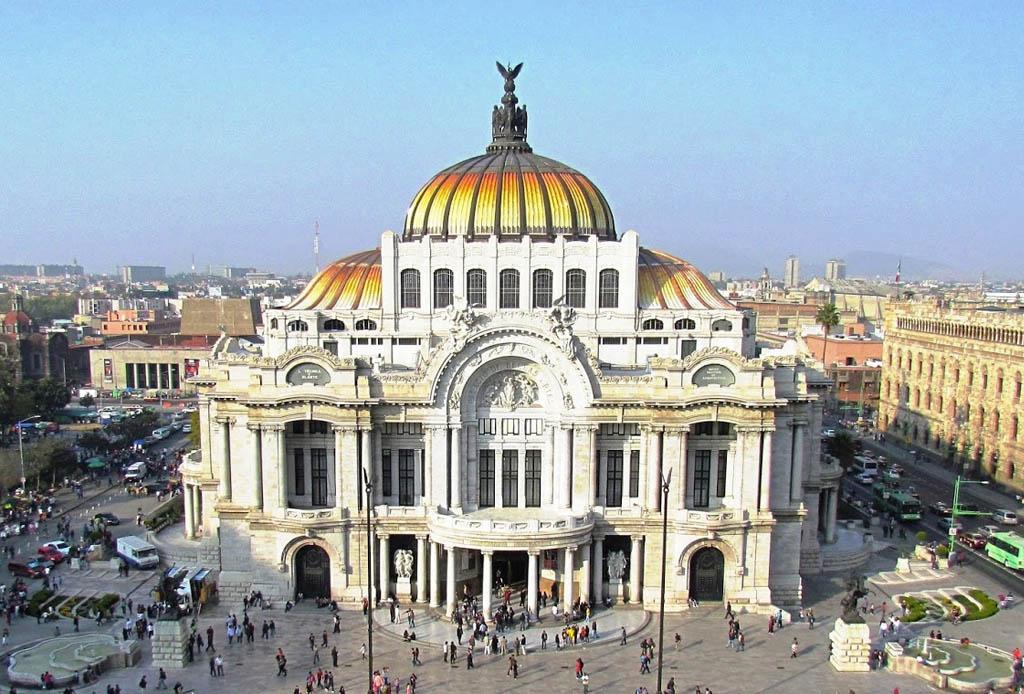Descubre todas las playlists que el Museo del Palacio de Bellas Artes ha creado con Spotify