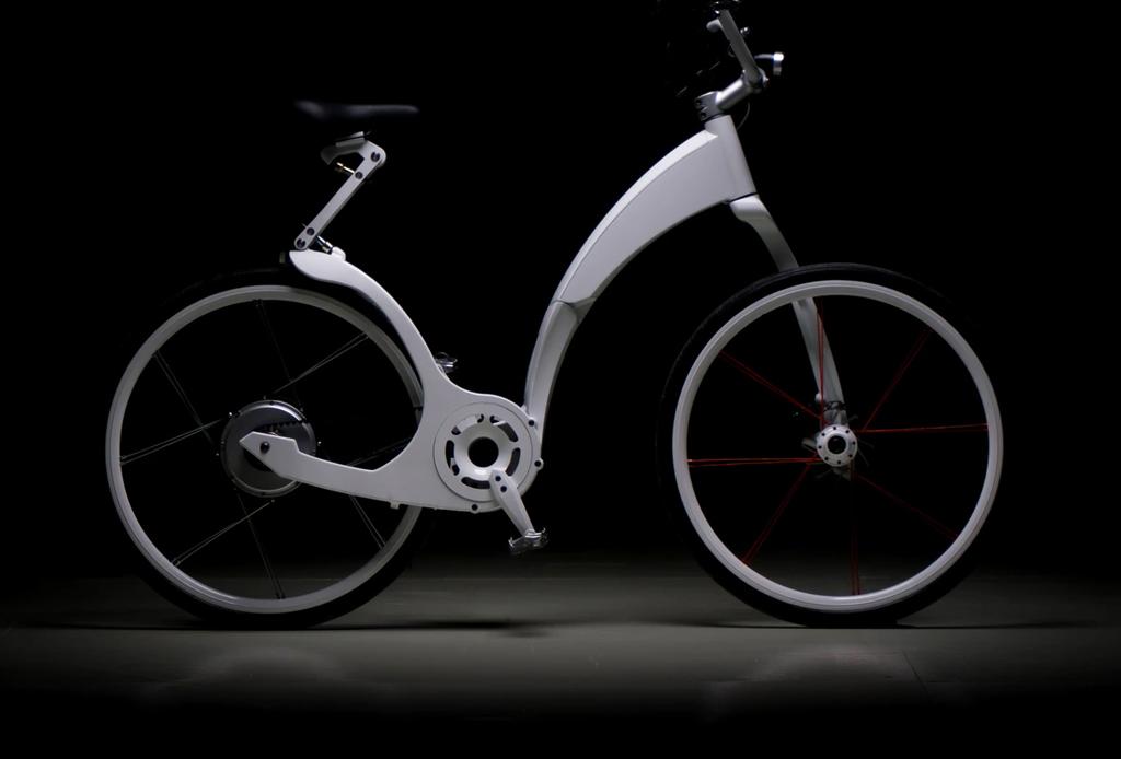 ¿Ya conoces la bicicleta eléctrica plegable más rápida del mundo?