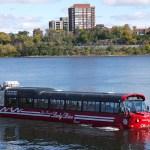 ¿Qué hacer si estás durante 48 horas en Ottawa, Canadá? - lady-dive-amphibus