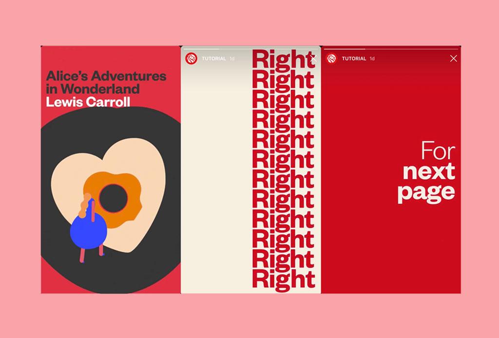 Ahora podrás leer novelas completas ¡en Instagram Stories! - novelas-instagram-libreria-nueva-york