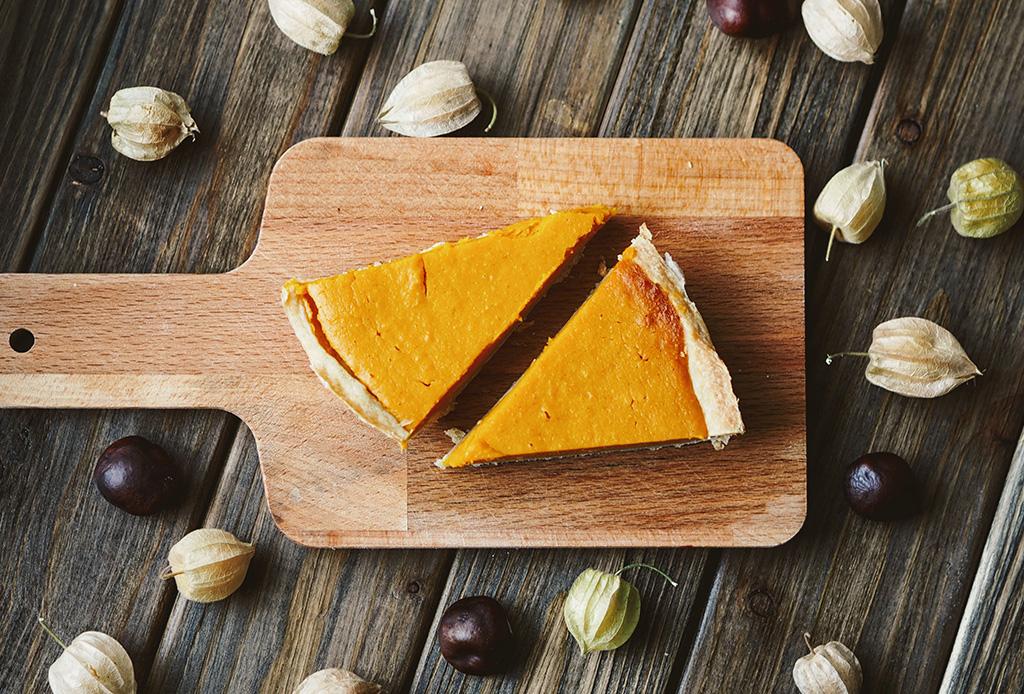 Se acerca la temporada de otoño y tenemos la receta original de pumpkin pie - pumpkinpie2