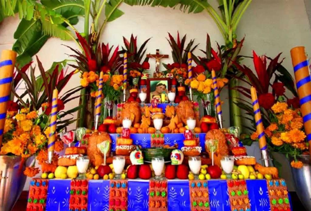 ¿Sabes cómo hacer un altar para el Día de Muertos? - altardemuertos2