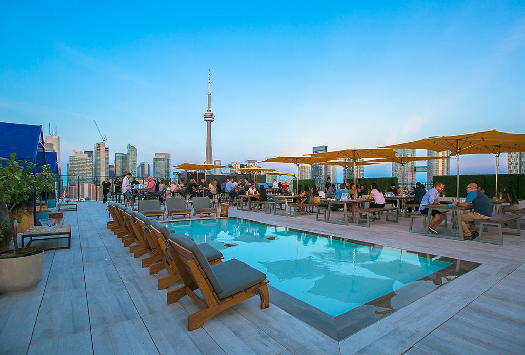 Estos son los bares más cool para salir por un par de drinks en Toronto - barestoronto1
