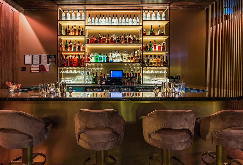 Estos son los bares más cool para salir por un par de drinks en Toronto - barestoronto2