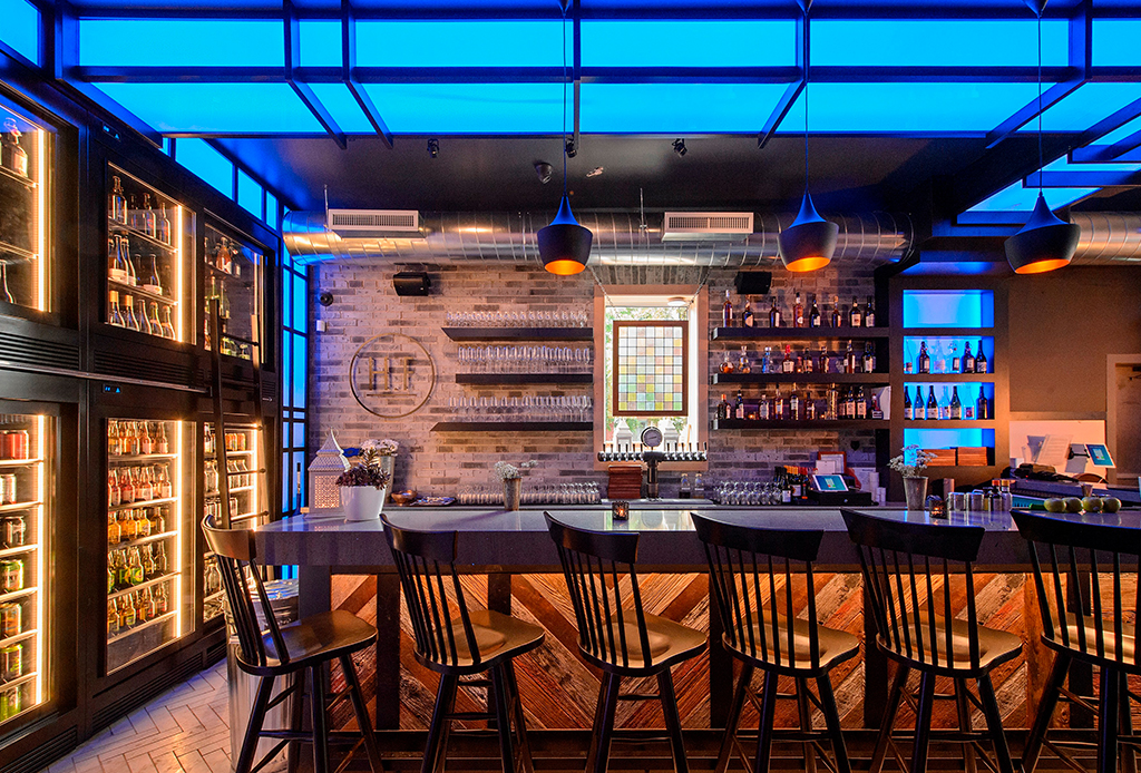 Estos son los bares más cool para salir por un par de drinks en Toronto - barestoronto9