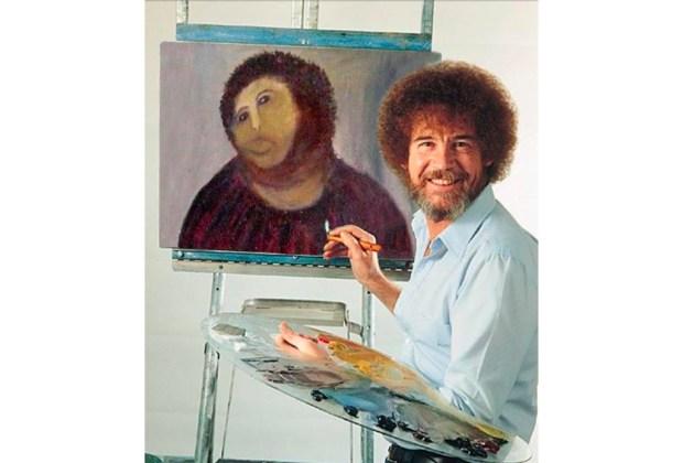 Nuestros memes favoritos de Bob Ross - bob-ross-3