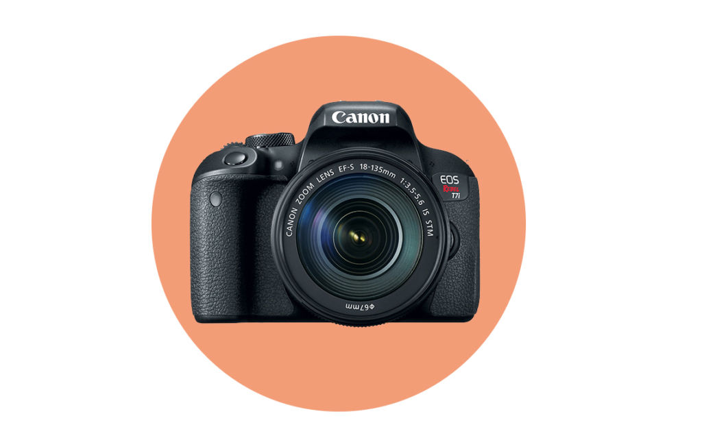 Si te gusta la fotografía, estas cámaras son perfectas para empezar - canon-camara