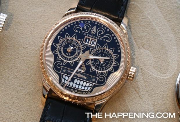 Estas son las piezas que más nos impresionaron del Salón Internacional de Alta Relojería (SIAR) 2018 - chopard-la-santa-muerte-1024x694