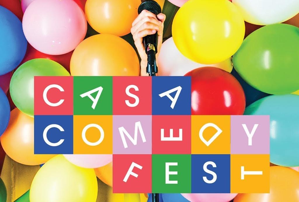 Casa Comedy Fest - comedyfest