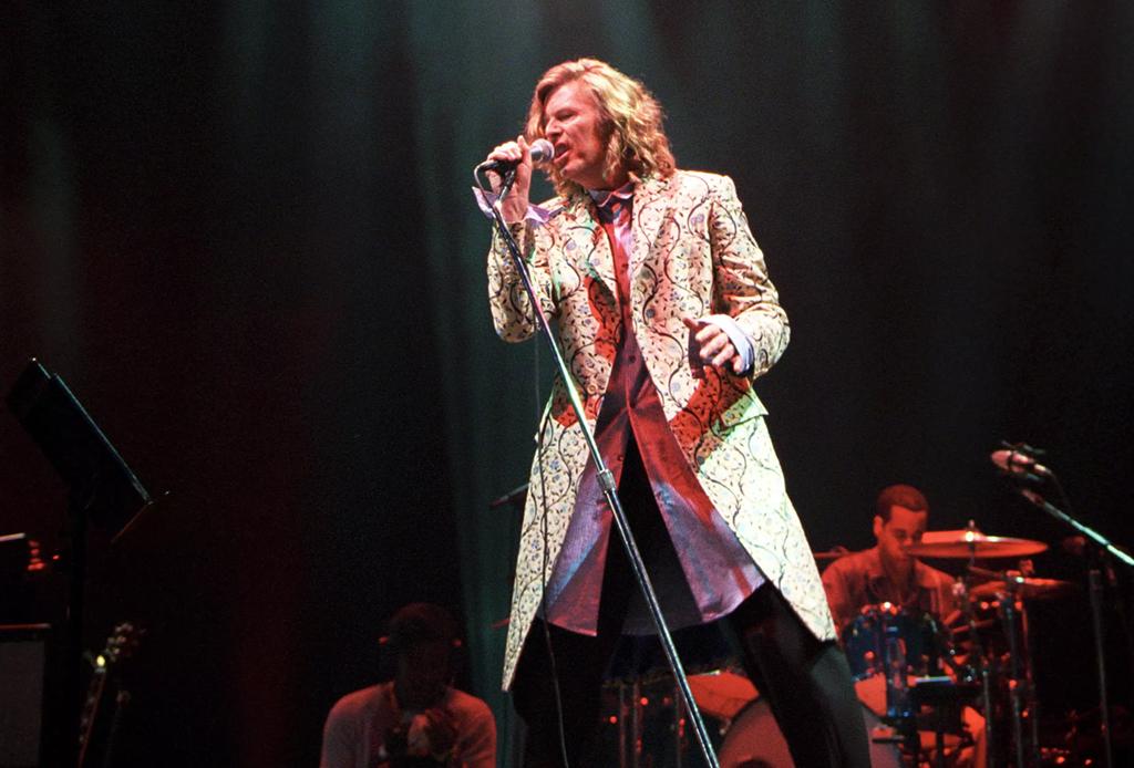 ¡Atención melómanos! Deben sumar David Bowie Glastonbury 2000 a su colección