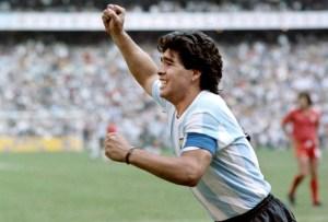 Los momentos más virales de Maradona