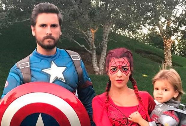 10 ideas de disfraces familiares para las fiestas de Halloween - disfraces10