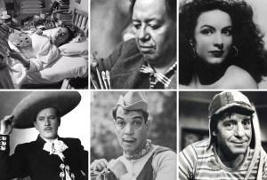 ¿En dónde descansan los restos de los personajes mexicanos más famosos?