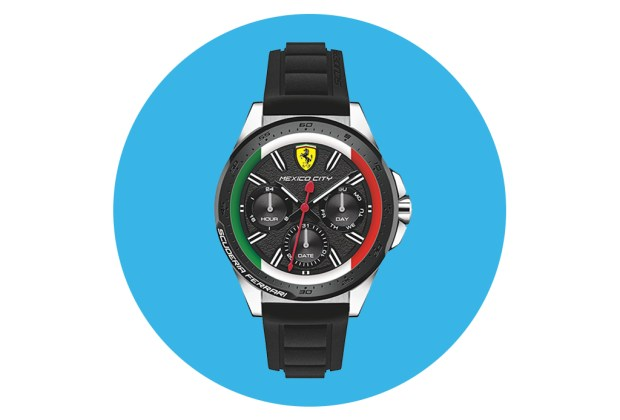 cff135d4e449 Pilota Mexico City F1 Grand Prix. La Fórmula 1 Gran Premio de México es la  inspiración de estos exclusivos relojes - relojesgpmexico1