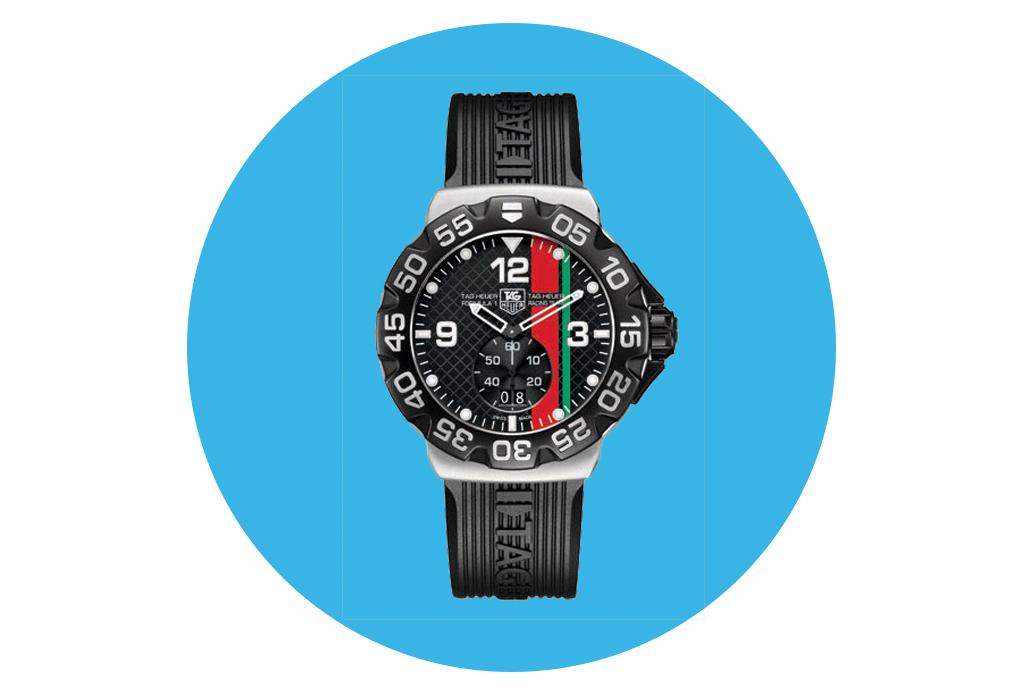 La Fórmula 1 Gran Premio de México es la inspiración de estos exclusivos relojes - relojesgpmexico4