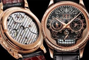 Los relojes inspirados en México que se expusieron en el Salón Internacional de Alta Relojería (SIAR) 2018