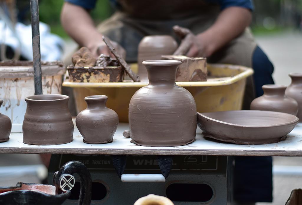 ¿Dónde tomar clases de cerámica en la CDMX?