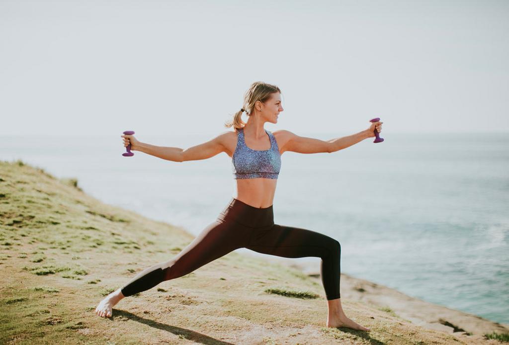 Qué es yoga sculpt y dónde practicarla en la CDMX