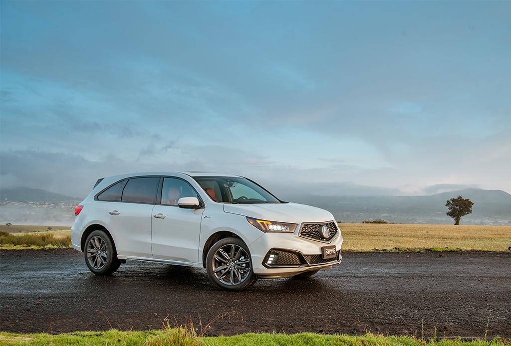 5 razones por las que la nueva Acura MDX debería ser tu próximo coche - acura-mdx-2