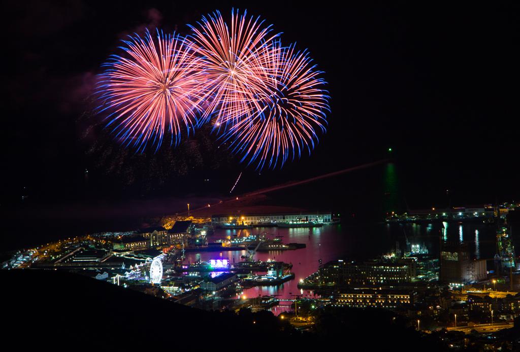 10 ciudades donde la celebración de año nuevo es incomparable - ancc83o-nuevo-cape-town