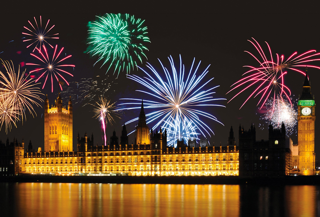 10 ciudades donde la celebración de año nuevo es incomparable