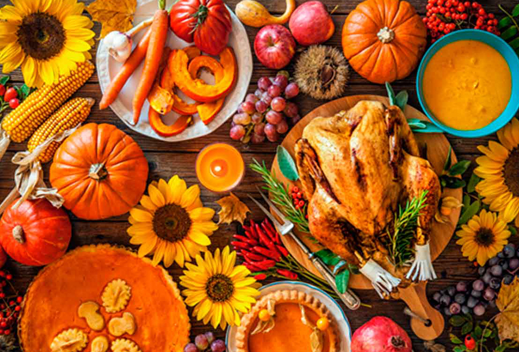 7 restaurantes de la CDMX que ofrecen menú especial de Thanksgiving - cena-thanksgiving-2