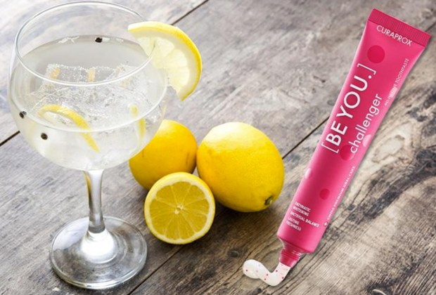La pasta dental sabor Gin Tonic ¡es real! - curaprox-pasta-dental-gin-tonic
