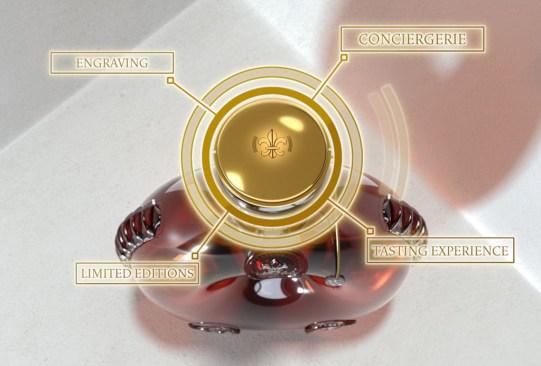 decantador inteligente louis xviii cognac 1 - ¿Sabes cómo funciona un decantador inteligente?