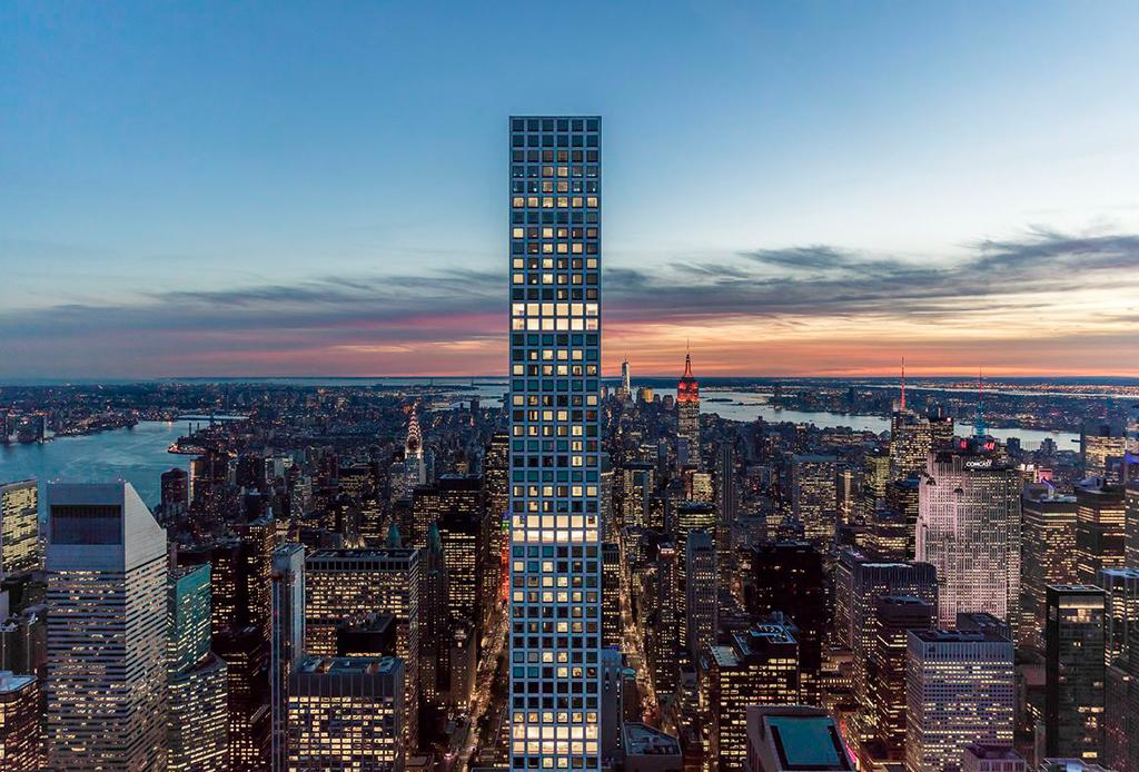 Los edificios residenciales más altos del mundo, ¡te van a sorprender! - edificios-residenciales-mas-altos-del-mundo-2