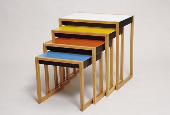 ¿Conoces las piezas de mobiliario más emblemáticas de Bauhaus? - mesa-nido-bauhaus-300x203