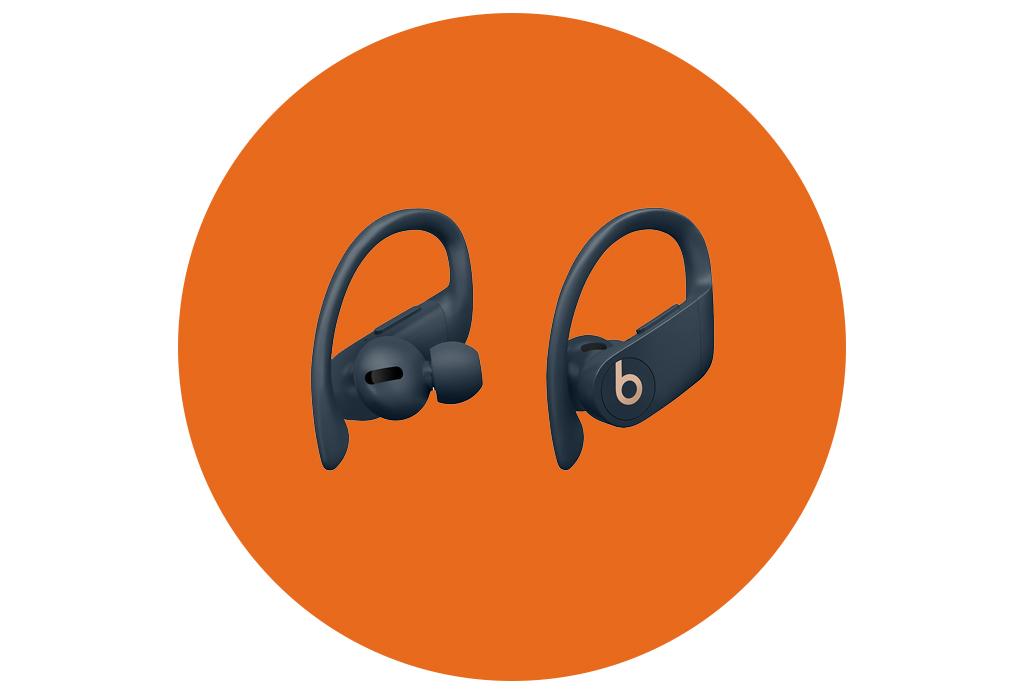 Los mejores audífonos resistentes al agua para corredores - powerbeats-pro