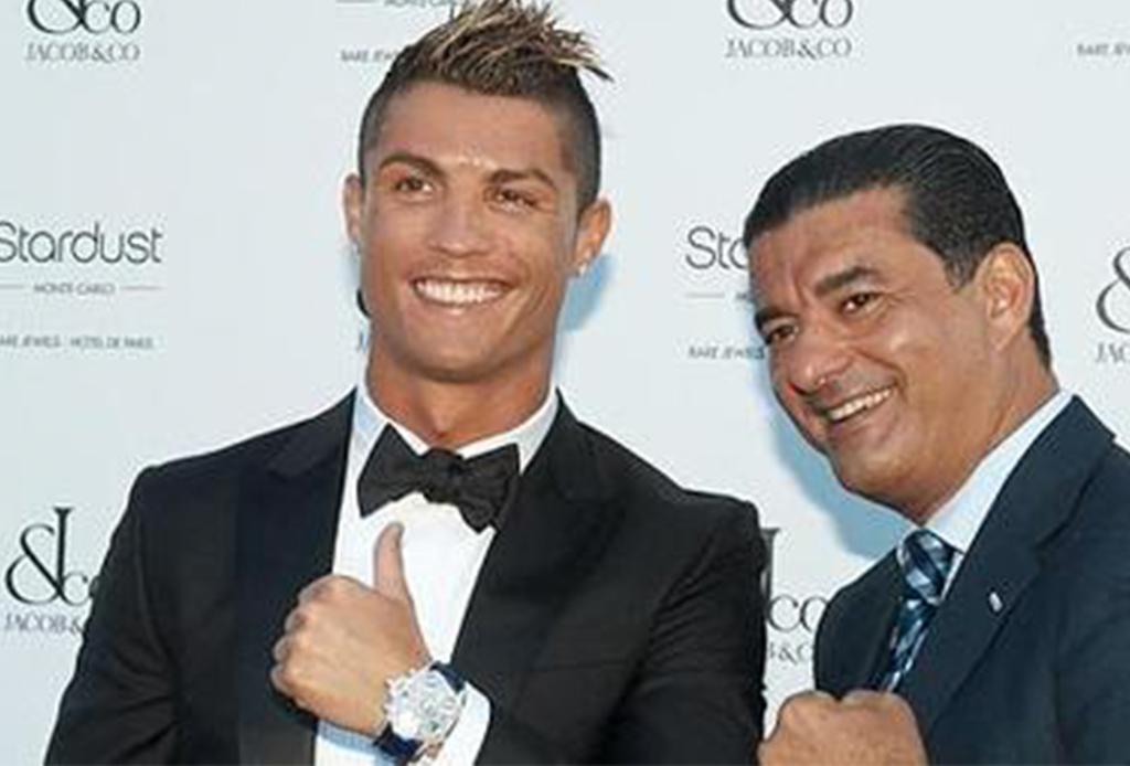 Este es el reloj de Ronaldo valorado en millones de euros - reloj-cristiano-ronaldo-2