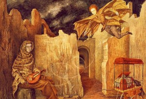 Happy - remedios-varo