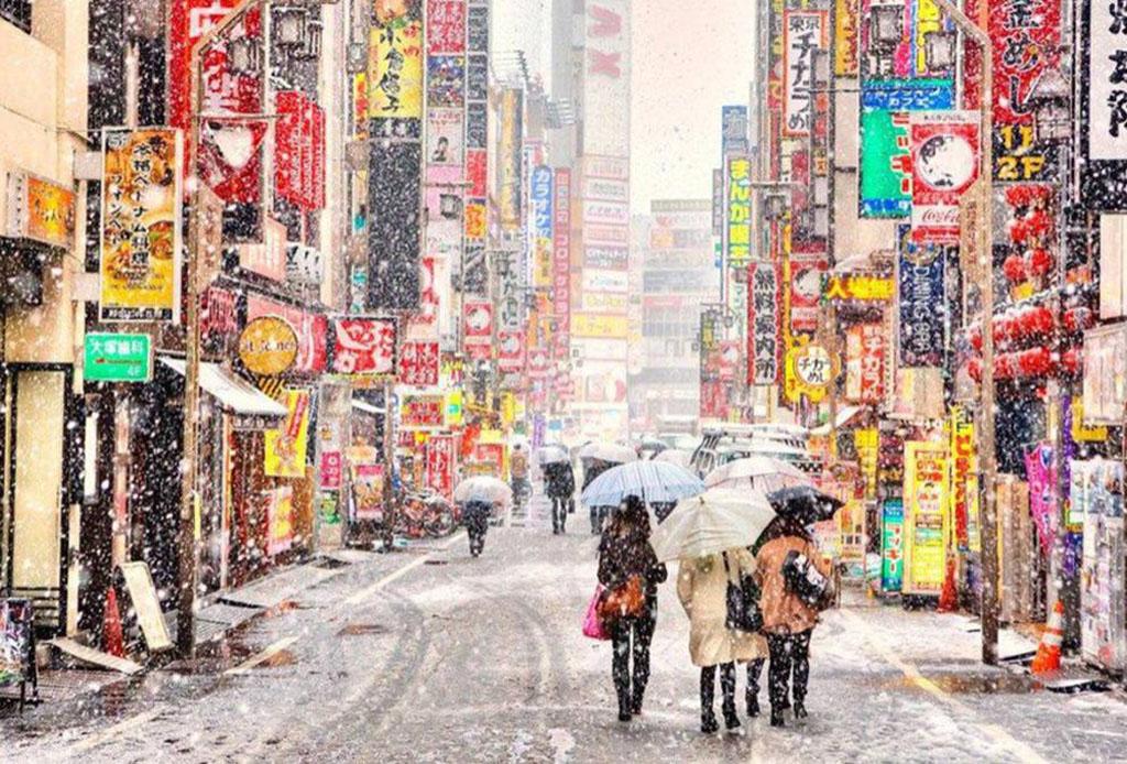 Tokio. Antes y Después - tokio