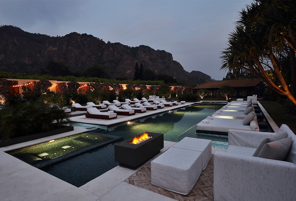 Hotel Amomoxtli es un paraíso, ¡y está a tan solo una hora de la CDMX!