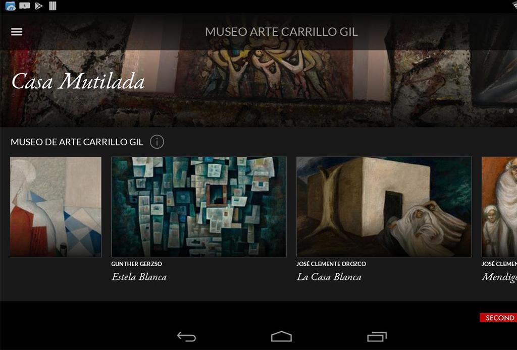 Descarga estas apps para ver exposiciones de museos mexicanos - apps-museos-5