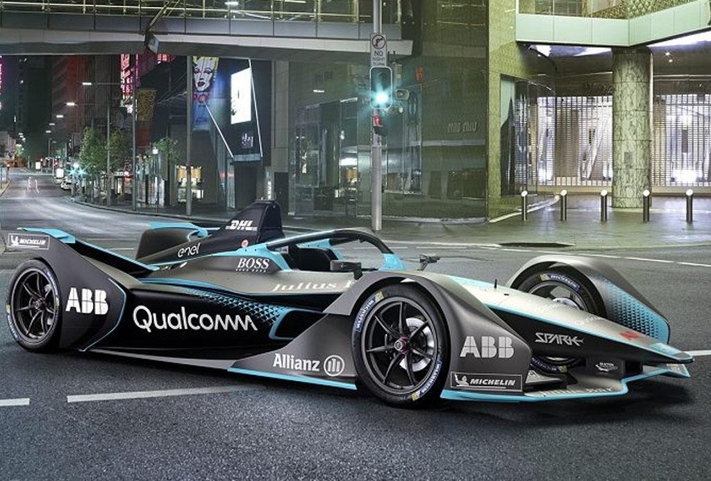 ABB FIA Formula E - gen-2