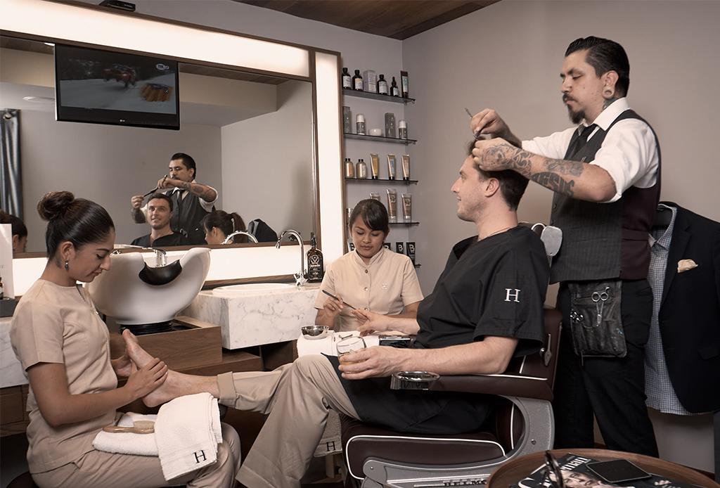 Homme Grooming Center: un espacio creado para el cuidado integral de los hombres - homme-grooming-5
