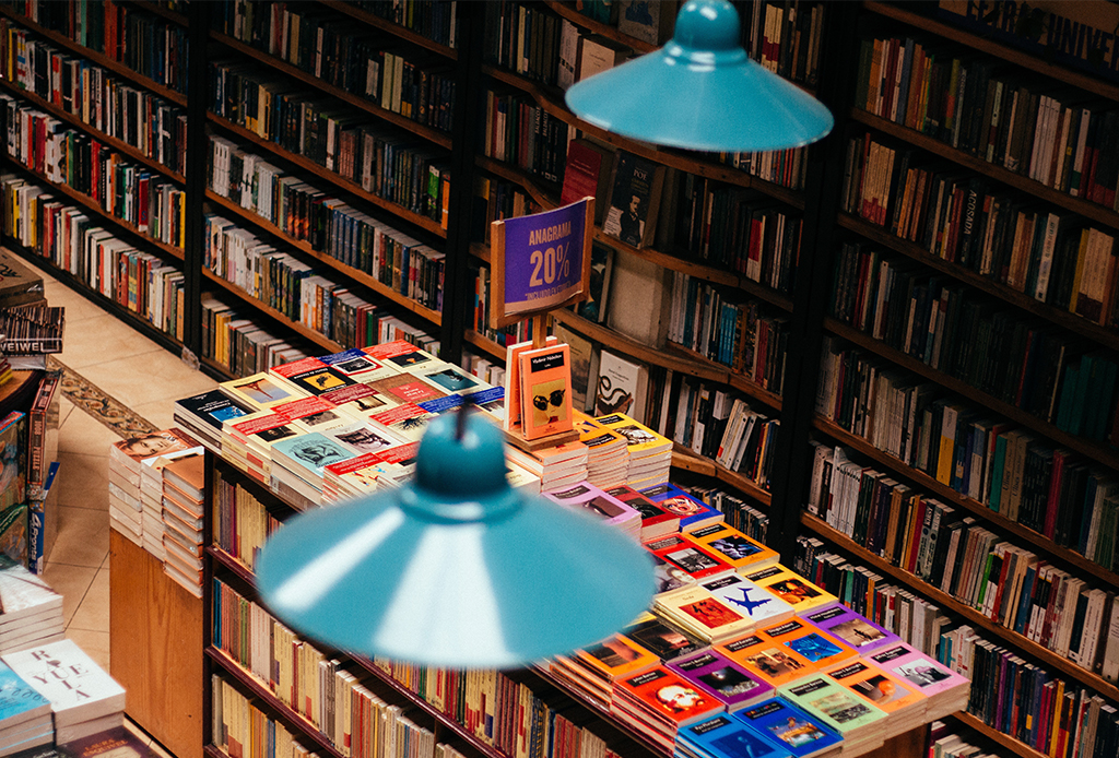 Estos fueron los libros más vendidos de 2018 en las librerías más populares de la CDMX