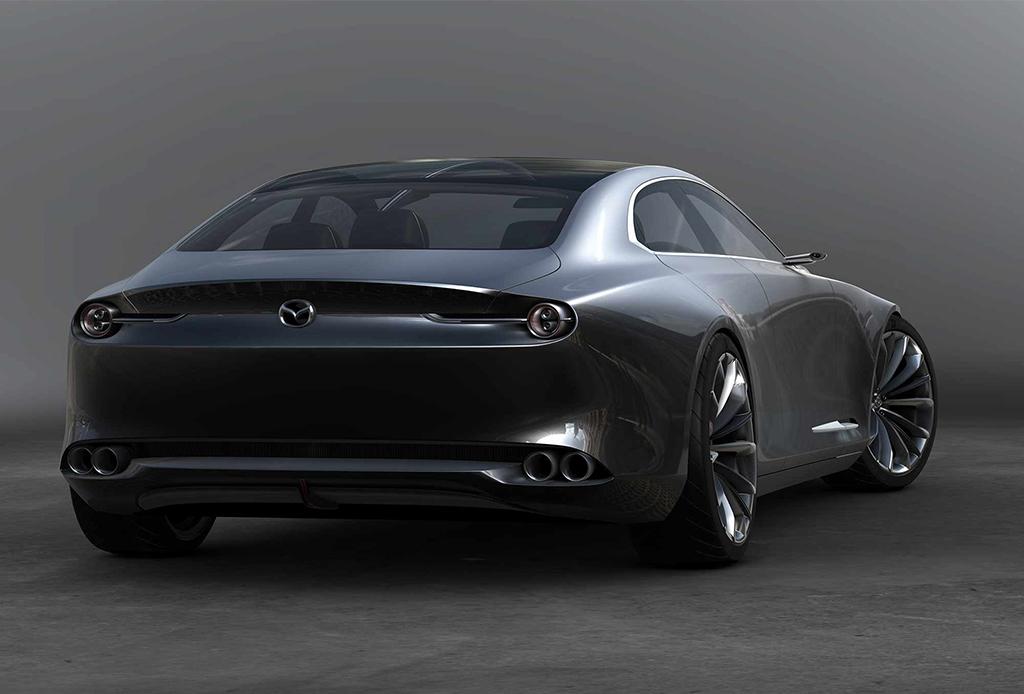 Mazda Vision Coupé: El coche conceptual más bello del año