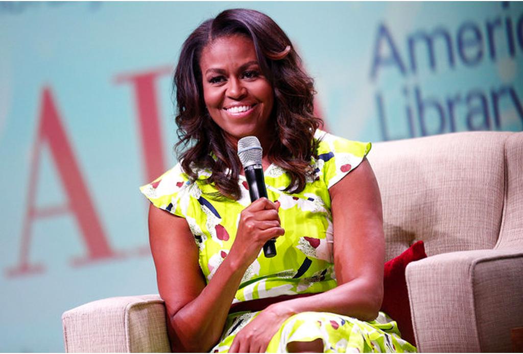 ¿De qué hablaron Meghan Markle y Michelle Obama cuando se conocieron? - meghan-michelle-3